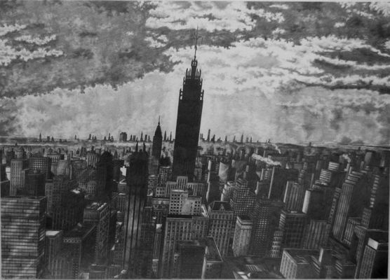 Rik Smits - Urban images