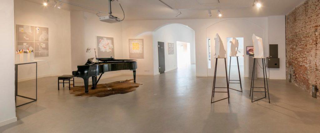 Kunstruimte KuuB gebruik ruimte