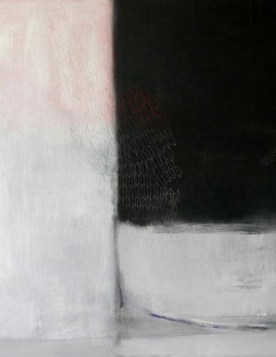 Fragments of a landscape - Lou Vos