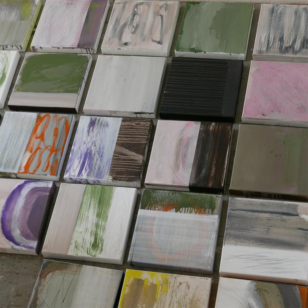 Lou Vos - Fragments of a landscape